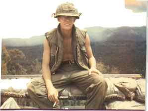 Lt Porter youngest LT Vietnam 1969 Army